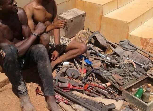 Police arrest firearms 'fabricators' in Benue