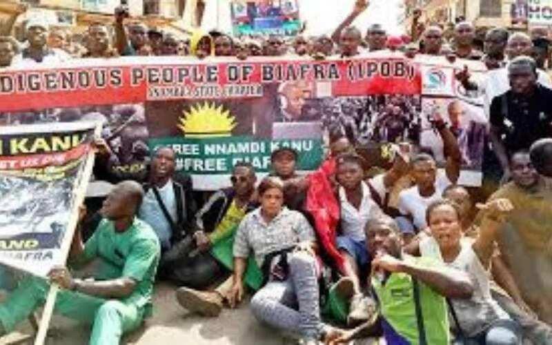 IPC condemns Itsekiri inclusion in Biafara map