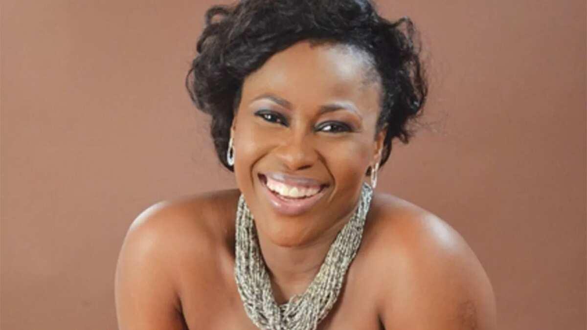 Nigerian actress Uche Jombo