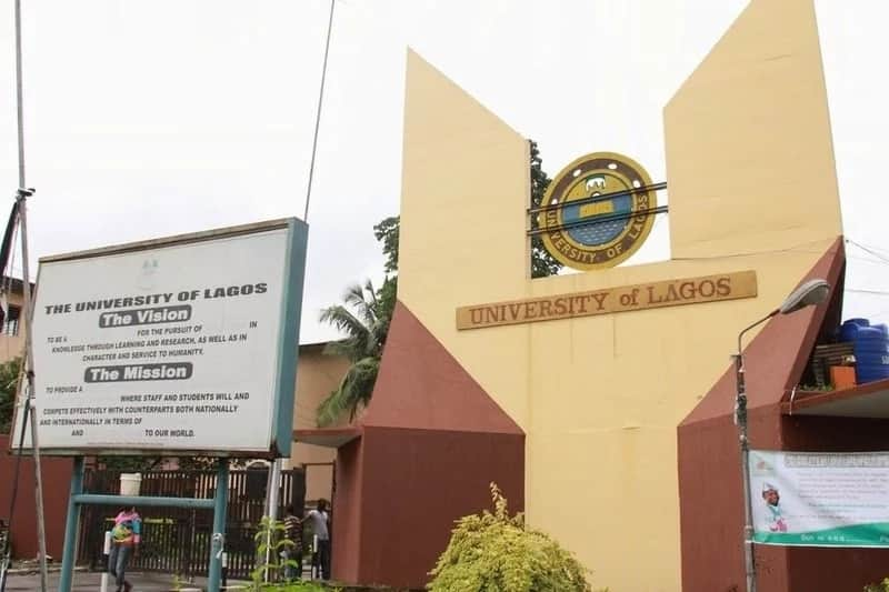 unilag school gate shut