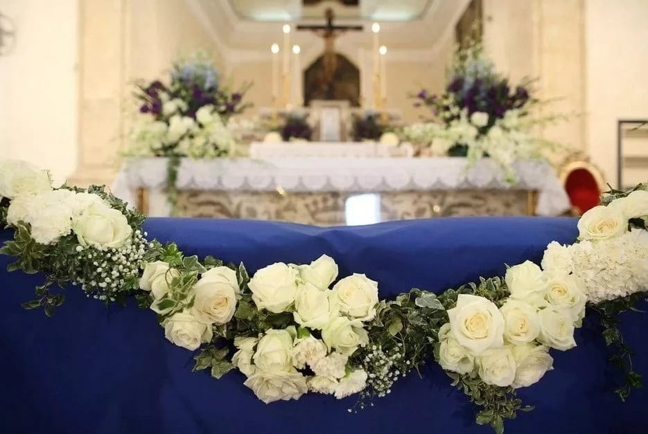 Most Beautiful Church Decorations In Nigeria For Your Wedding
