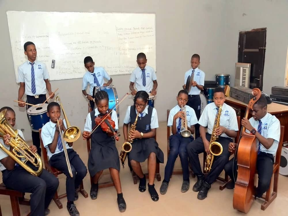 Fine Top 10 Music Schools In Nigeria Legit Ng Download Free Architecture Designs Pushbritishbridgeorg