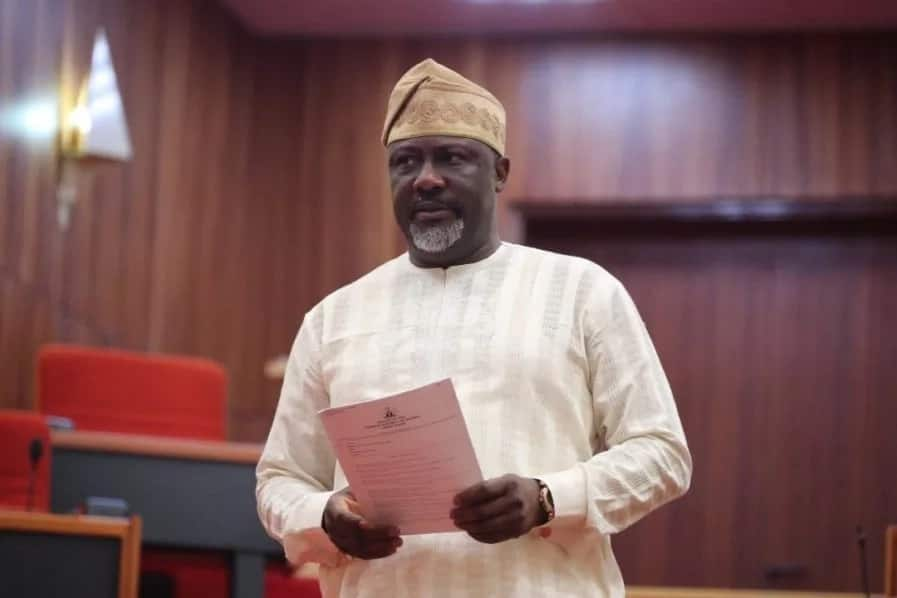 Flashback: How Dino Melaye was arrested '14 times' by Jonathan's administration