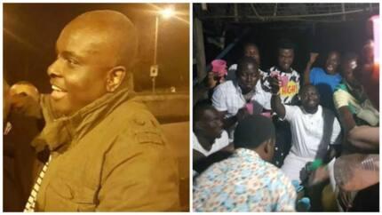 You won't believe how Warri billionaire celebrated Ibori's release from UK prison (photos)