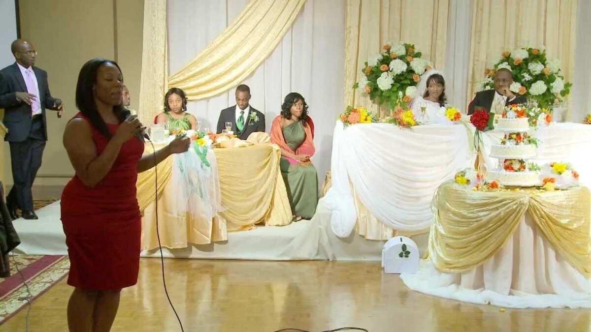 Nigerian Wedding Reception Jokes Legit Ng