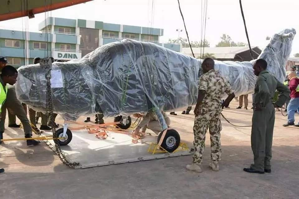 Nigerian Air Force acquires new airplanes from Pakistan military