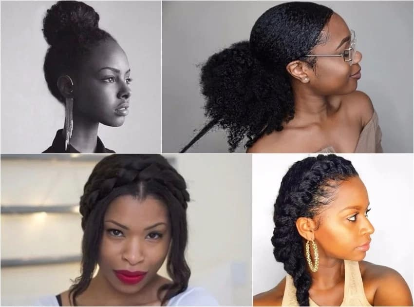 Natural Hairstyles For Work In Nigeria Legit