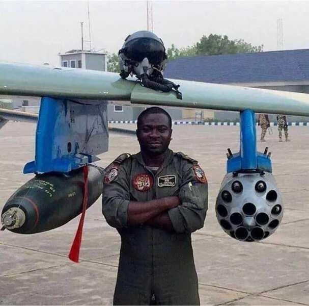 Nigerian air force ranks and their salary ▷ Legit ng