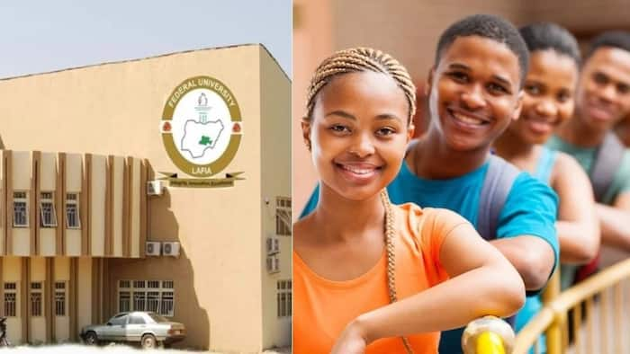 Courses offered in Federal University Lafia Nasarawa State