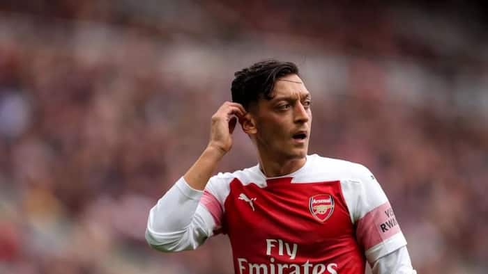 Revealed: Arsenal players' wages show Ozil earns same as Aubameyang and Mkhitaryan combined (see list)