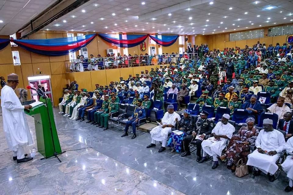 President Buhari promises to end challenges in the country soon
