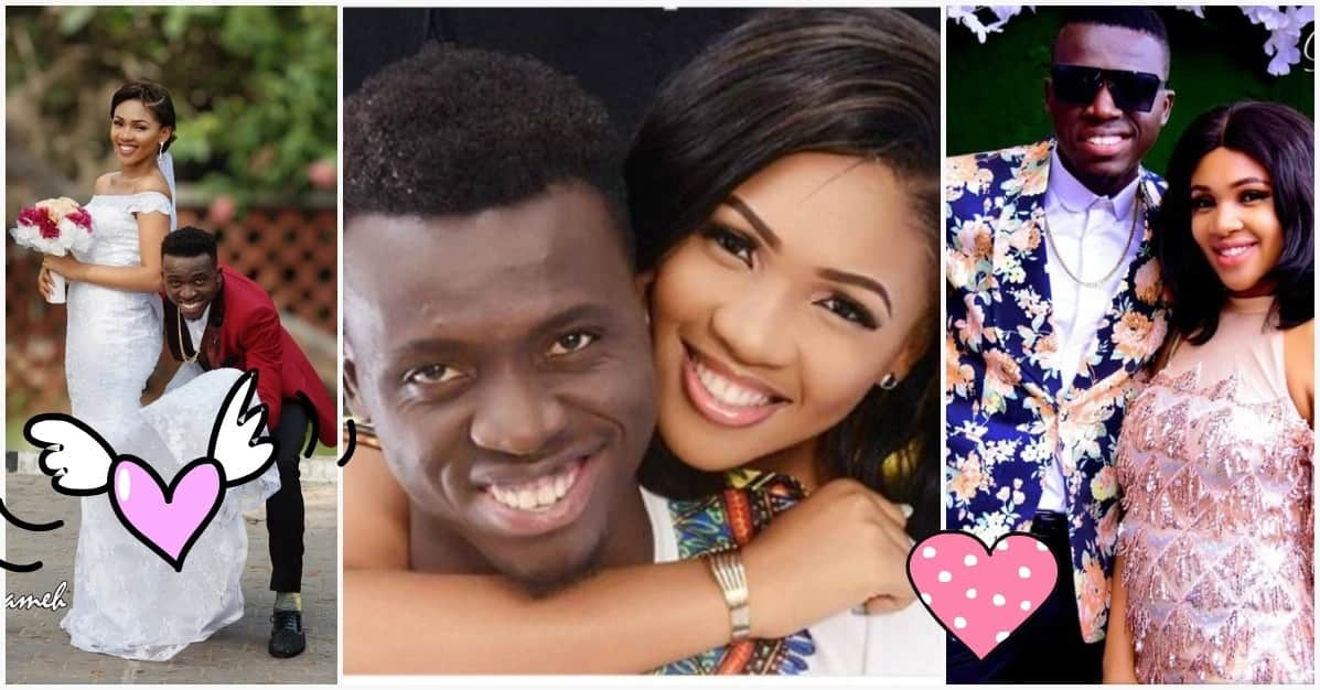 Akpororo wife and their love story