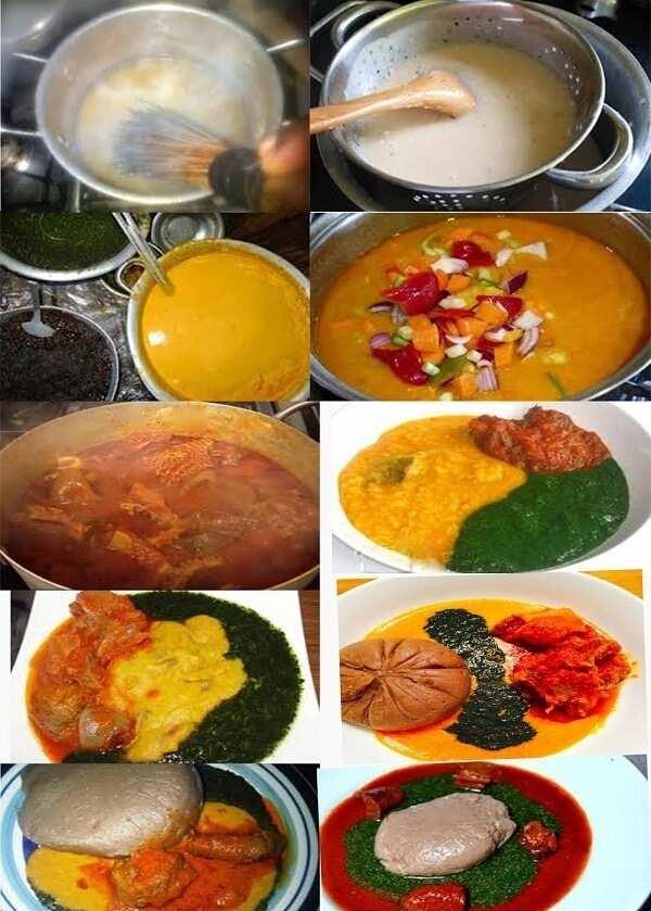 How to make Gbegiri from scratch