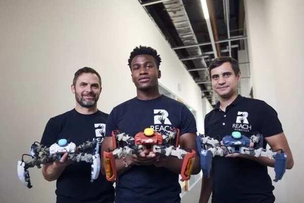 Apple sells MekaMons, robots built by Adekunle Nigerian-British