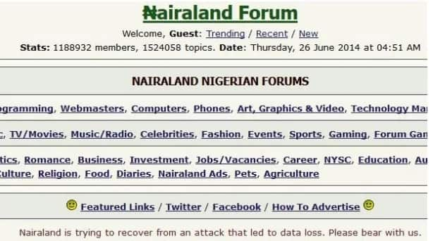 Nigerian best forum sites - Top 8 ▷ Legit ng