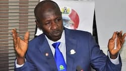 I was shocked: Magu reacts to Bawa's appointment as EFCC boss, speaks on justice and allegations