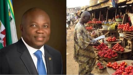 Governor Ambode announces relocation date of Mile 12 market