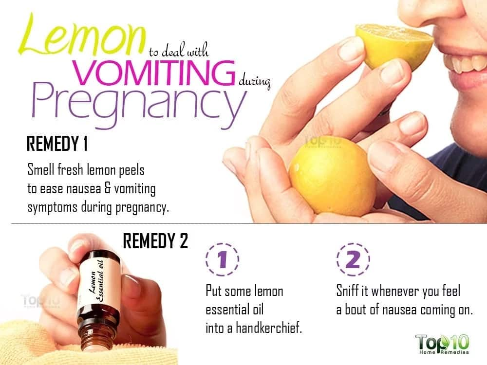 Lemon and pregnancy: What is the effect? ▷ Legit ng