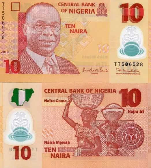 Checkout Nigerian currency from past to present