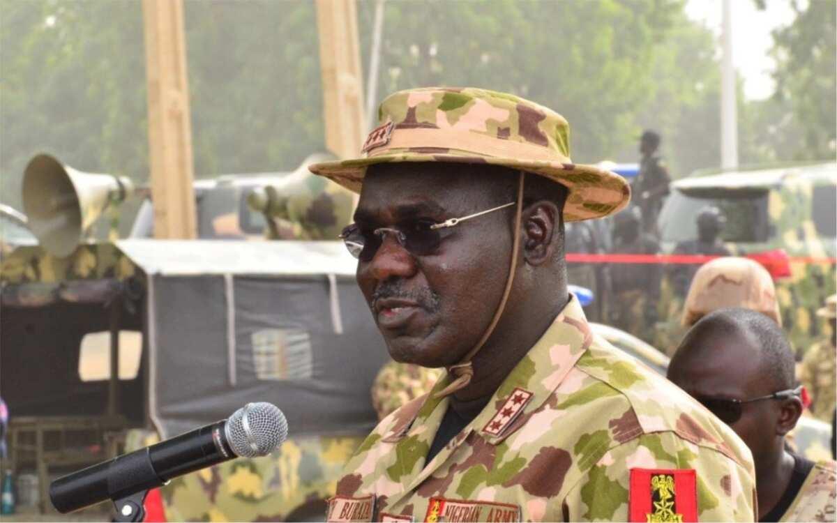 Rundunar soji ta karyata rahoton cewa Boko Haram ta kai hari a sansanin soji dake Borno