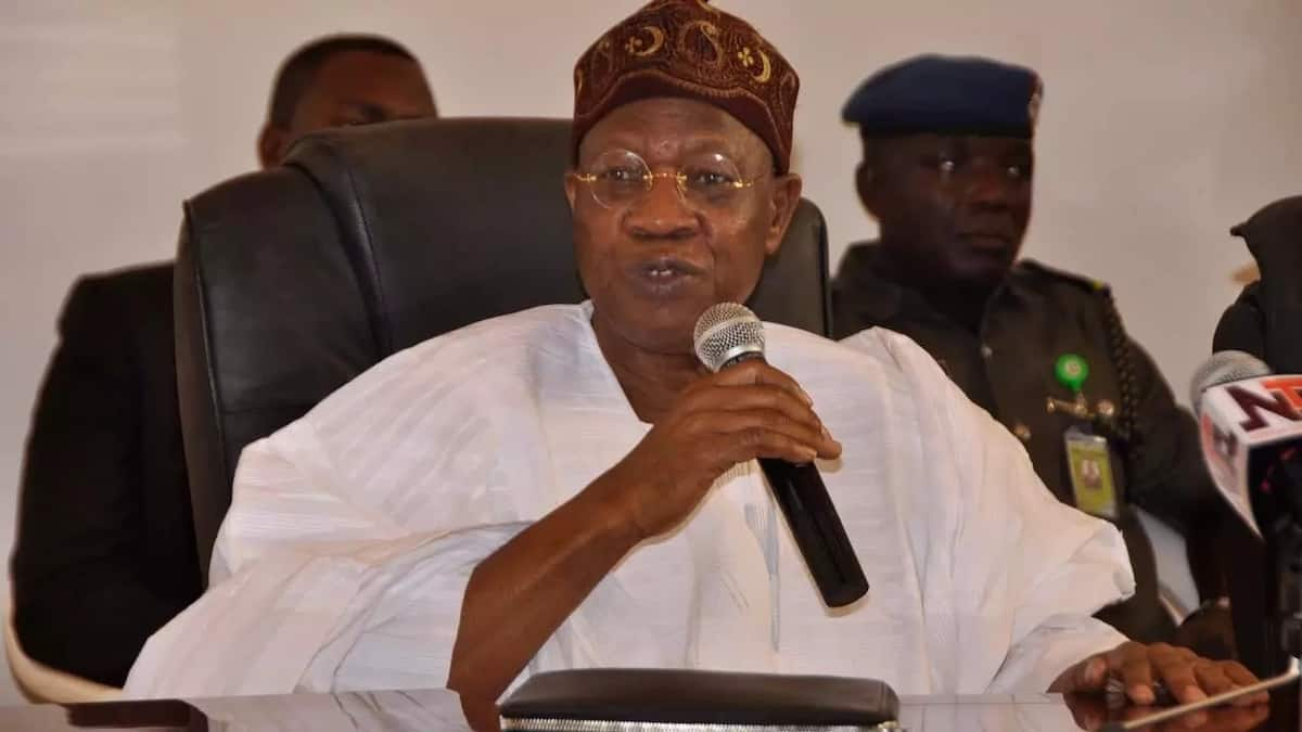 Insecurity: Nigeria is safer today than it was in 2015 - Lai Mohammed