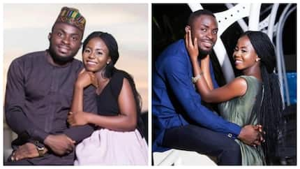 Nigerian lady recounts emotional story of how she found love, shares pre-wedding photos