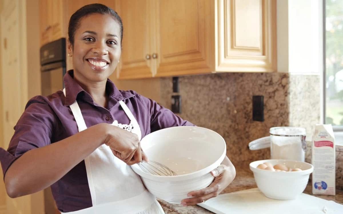 Baking method