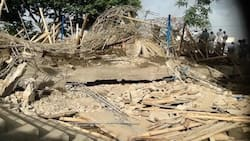 Holy Ghost Church collapses in Taraba, two killed, many injured