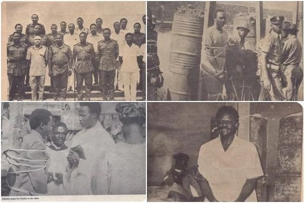vllkyt6gdasscgmmb Rare Pictures of 1976 Coup Plotters Who Assassinated Late Head Of State