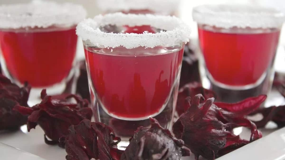 How to make zobo drink with sugar?
