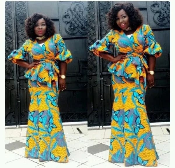 African style dresses and skirts