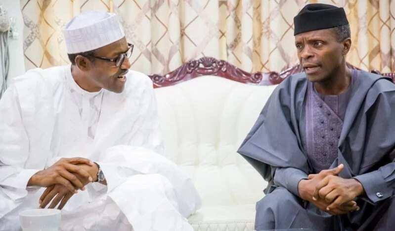 Jita-jitar jingine Osinbajo: APC ta bawa Buhari wuka da nama