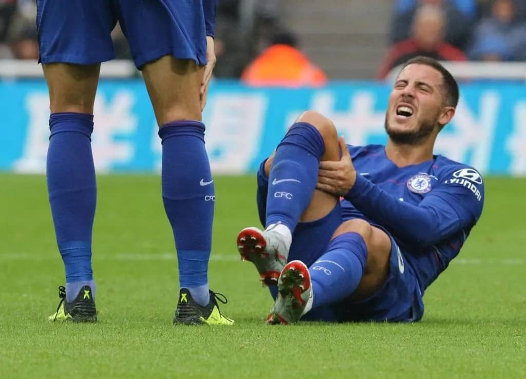 Hazard says he will keep tormenting rivals defenders during EPL matches
