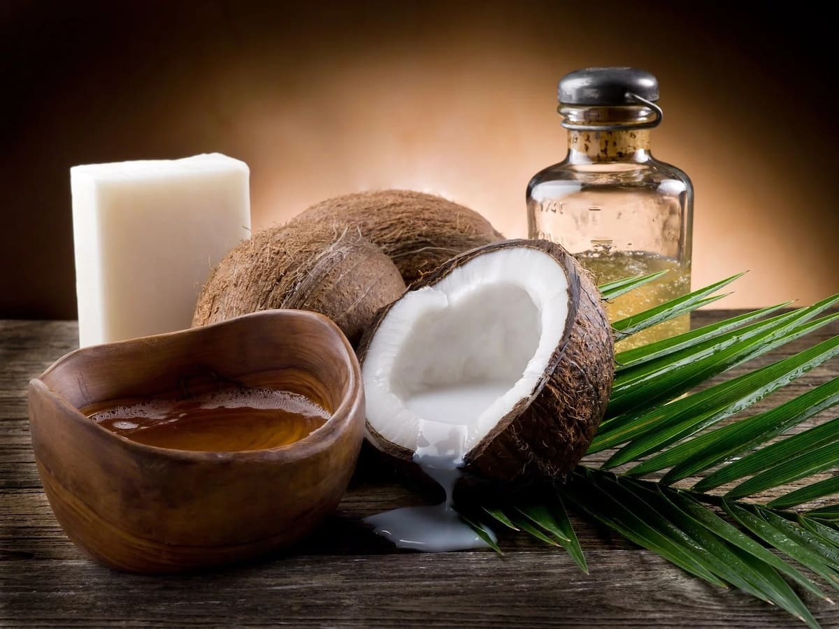 How to make coconut oil without heat?