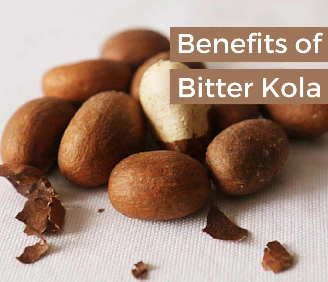 Bitter kola health benefits and side effects