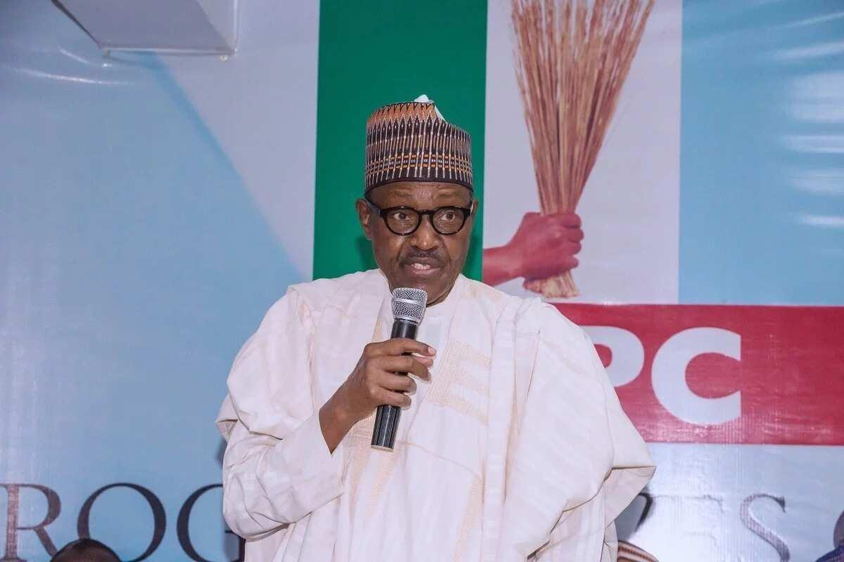 2019: Shugaba Buhari ya shirya tsaff don fara kamfe, ku fito a kara - Hadiminsa ga 'yan adawa