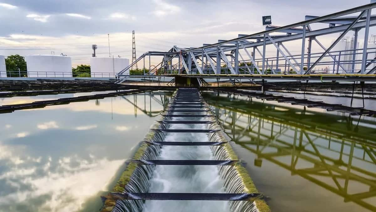 Industrial uses of water