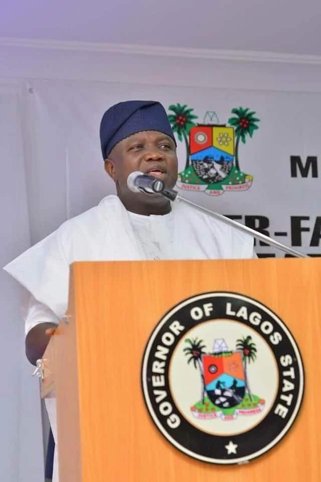 Governor Ambode lauds religious leaders for their contributions (photos)