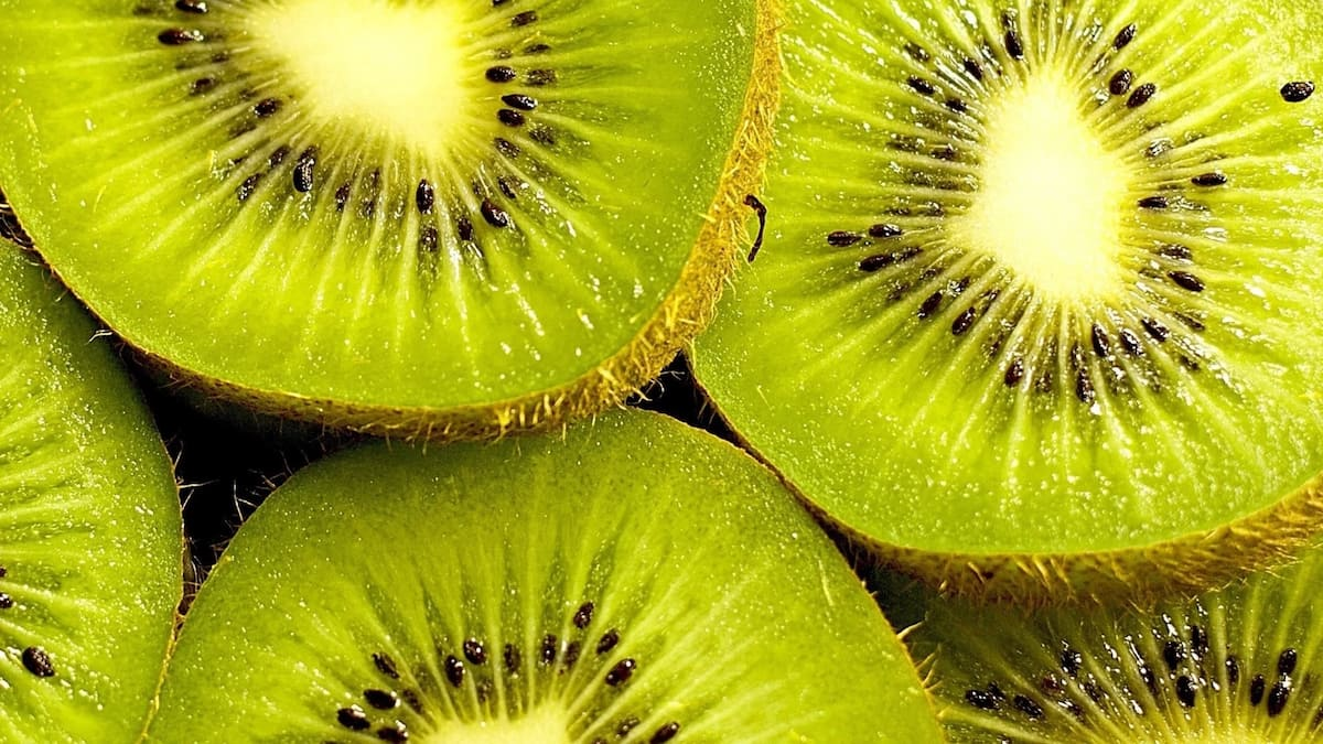 Kiwi is a wonderful superfruit