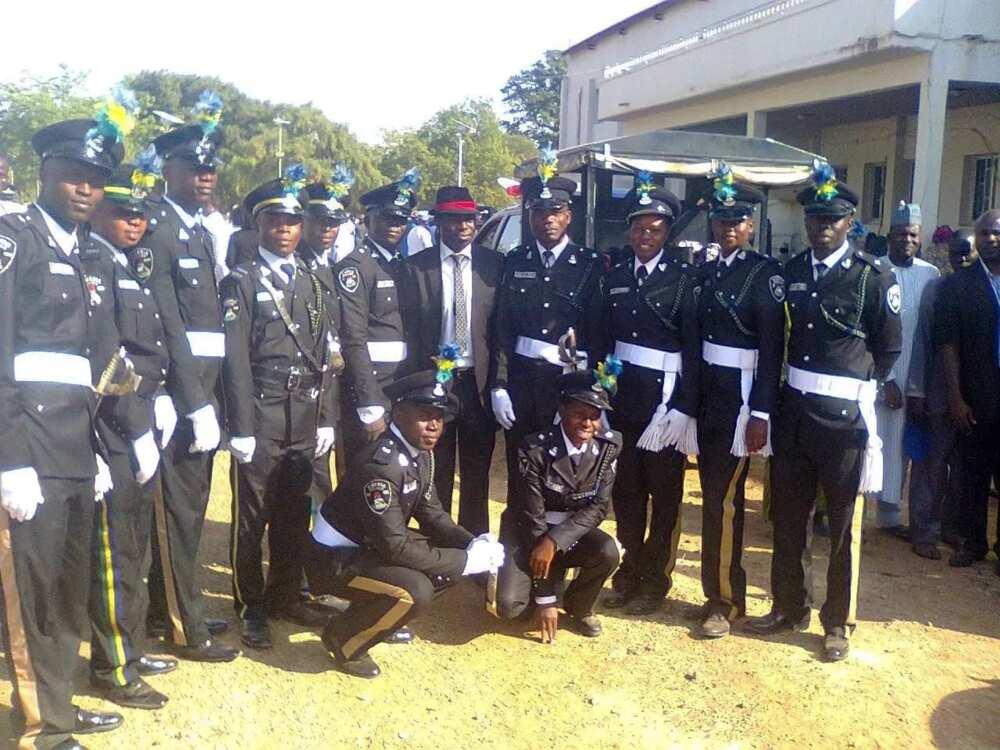Nigeria Police Academy graduation