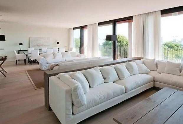 Lionel Messi house interior design