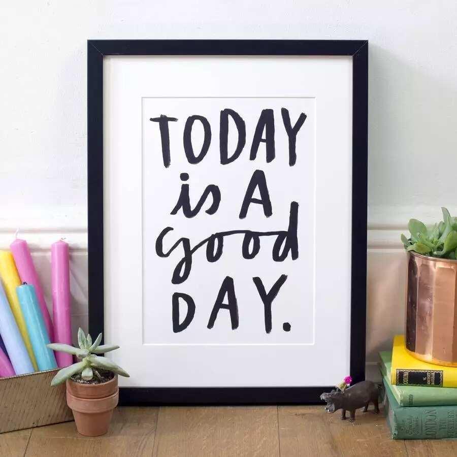 wishing a good day