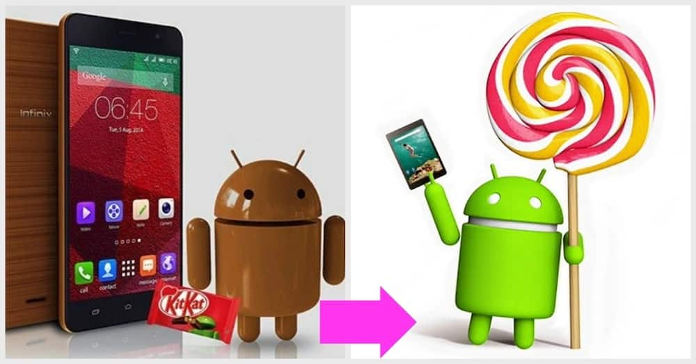 How to upgrade Infinix Hot Note to Lollipop without PC ▷ Legit ng