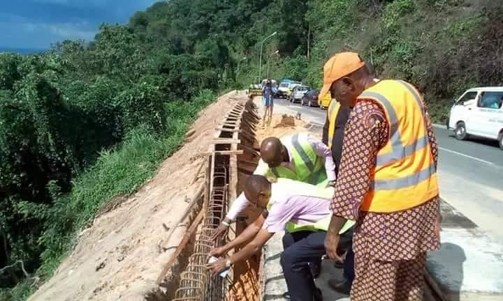 NSE commends Ugwuanyi's intervention on Milliken Hill road