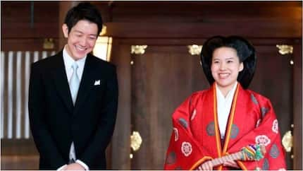 Japanese princess gives up royal status for the love of her life, receives N344.8m as payment