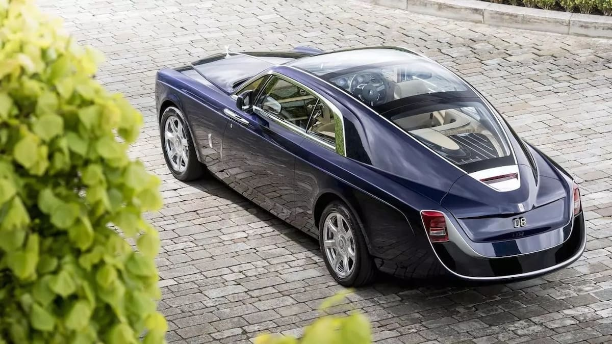 Costliest car in the world