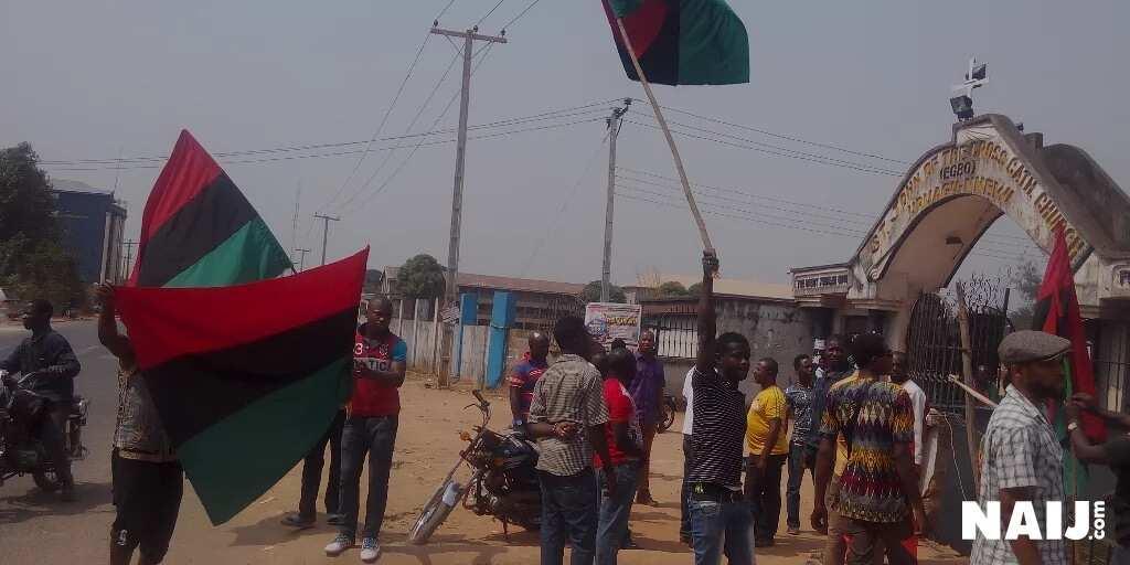 Biafra agitation: IPOB cries fowl, makes controversial claim