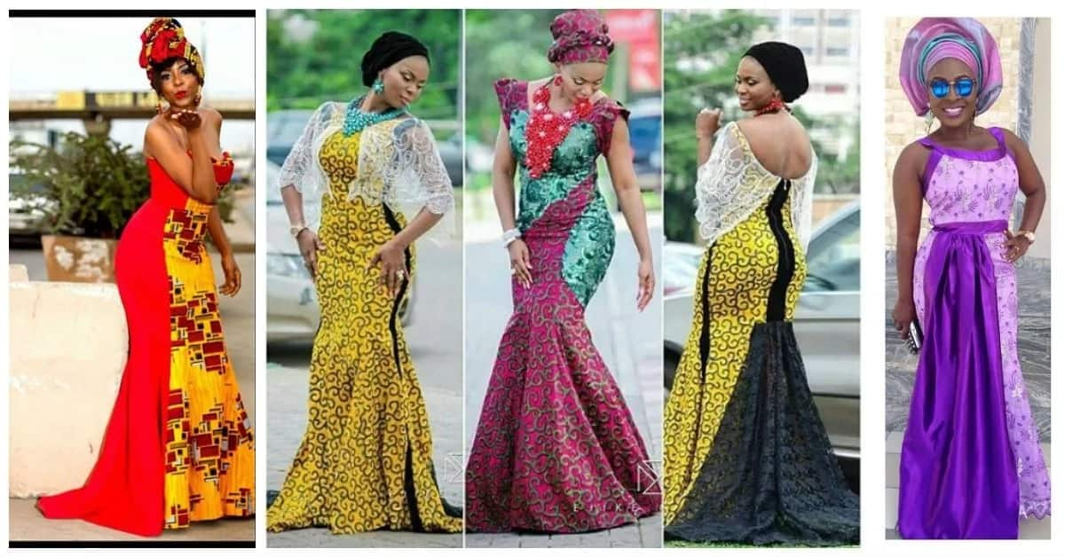 Latest Ankara Long Gown Styles 2017 2018 Legitng