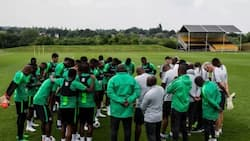 Super Eagles depart Russia in batches after World Cup exit