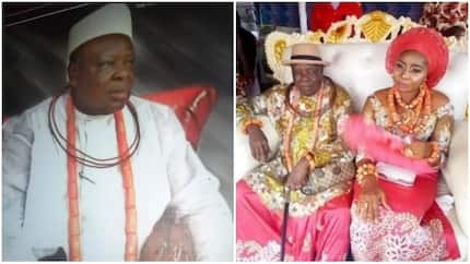 Tragedy occurs as James Ibori's elder brother Chief William dies 4 months after he married a much younger bride